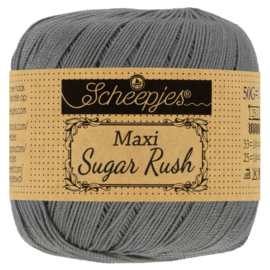 Scheepjes Maxi Sugar Rush - 242 Metal Grey