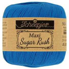 Scheepjes Maxi Sugar Rush - 201 Electric Blue