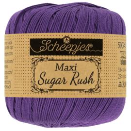 Scheepjes Maxi Sugar Rush -  521 Deep Violet