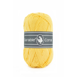 Durable Coral - 309 Light Yellow