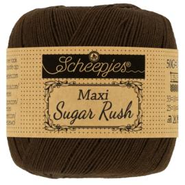 Scheepjes Maxi Sugar Rush - 162 Black Coffee