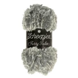 Scheepjes Furry Tales - 979 Big Bad Wolf