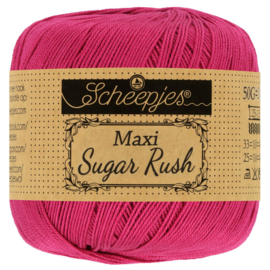 Scheepjes Maxi Sugar Rush -  413 Cherry