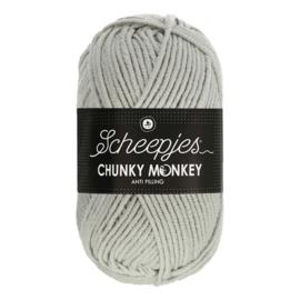 Scheepjes Chunky Monkey - 1203 Pale Grey
