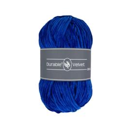 Durable Velvet - 2103 Cobalt
