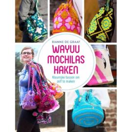 Boek: Wayuu Mochilas haken - Rianne de Graaf