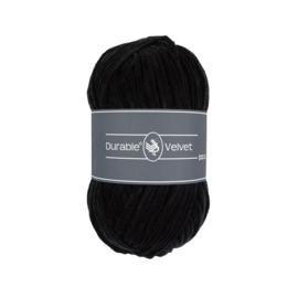 Durable Velvet - 325 Black
