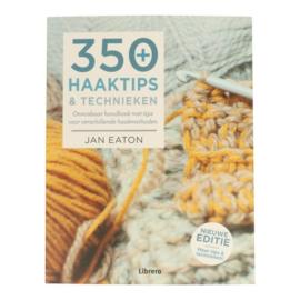 Boek:  350 Haaktips en technieken - Jan Eaton
