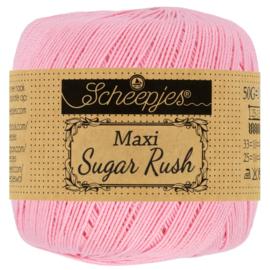 Scheepjes Maxi Sugar Rush -  749 Pink