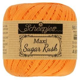 Scheepjes Maxi Sugar Rush -  411 Sweet Orange