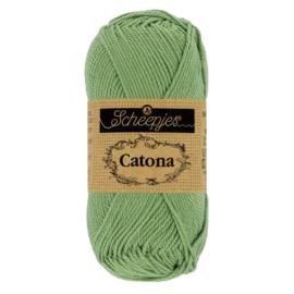 Scheepjes Catona 50g - 212 Sage Green