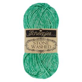 Scheepjes Stone Washed - 825 Malachite