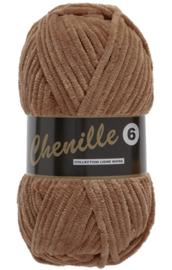Lammy Yarns Chenille 6 - 792 bruin