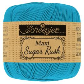 Scheepjes Maxi Sugar Rush - 146 Vivid Blue