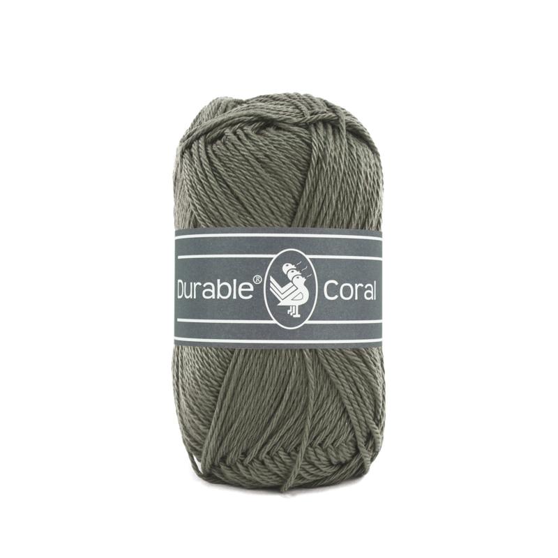 Durable Coral - 389 Slate