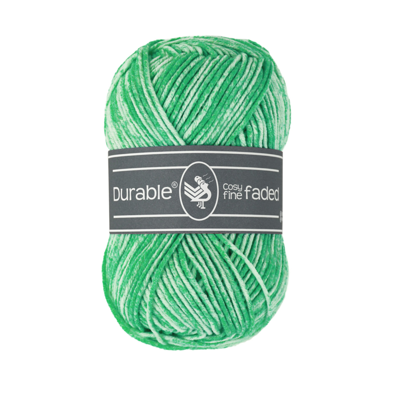 Durable Cosy Fine Faded - 2156 Grass green