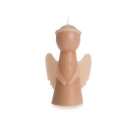 Engel kaars Nude 16cm