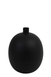Binco vaas zwart Ø23x30