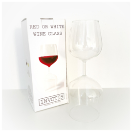 Red or white wijnglas