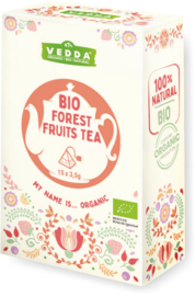 Forest Fruit Tea - BIO