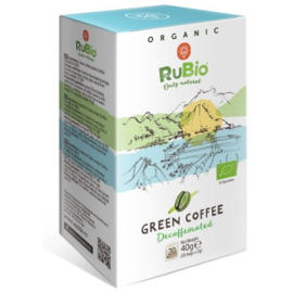 Green Coffee - BIO (Decaffeinated)