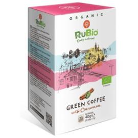 Green Coffee with Cinnamon - BIO