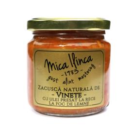 Aubergine Spread (Zacusca) - 220g