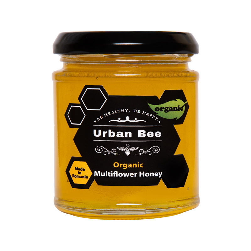 Multiflower Honey - BIO - Raw - 230g