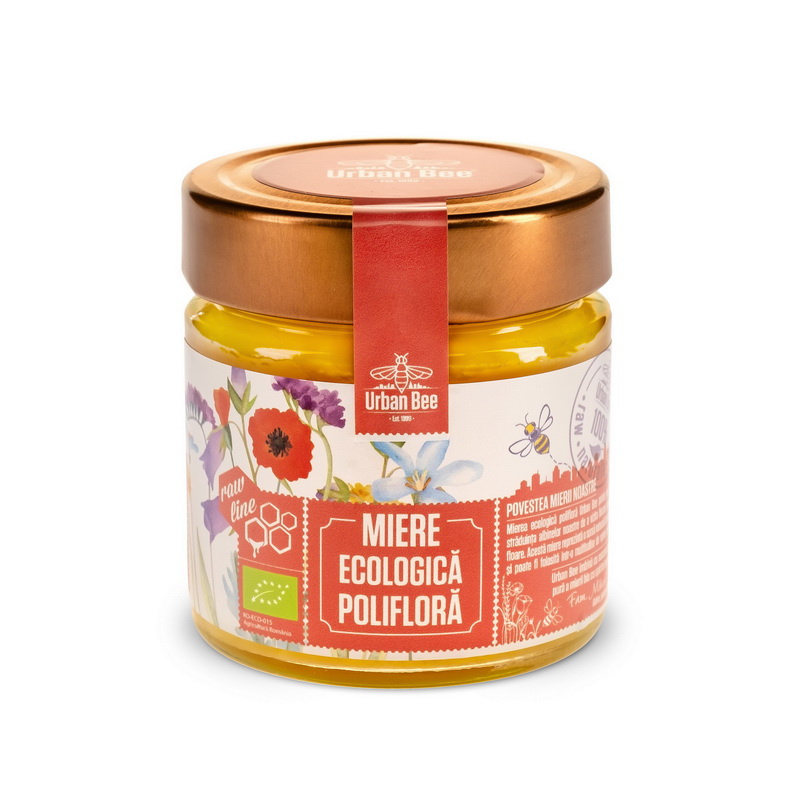 Creamed Honey - BIO - Raw - 260g