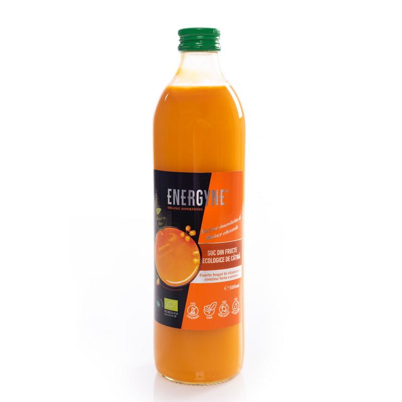 Sea Buckthorn Juice - BIO - 500ml