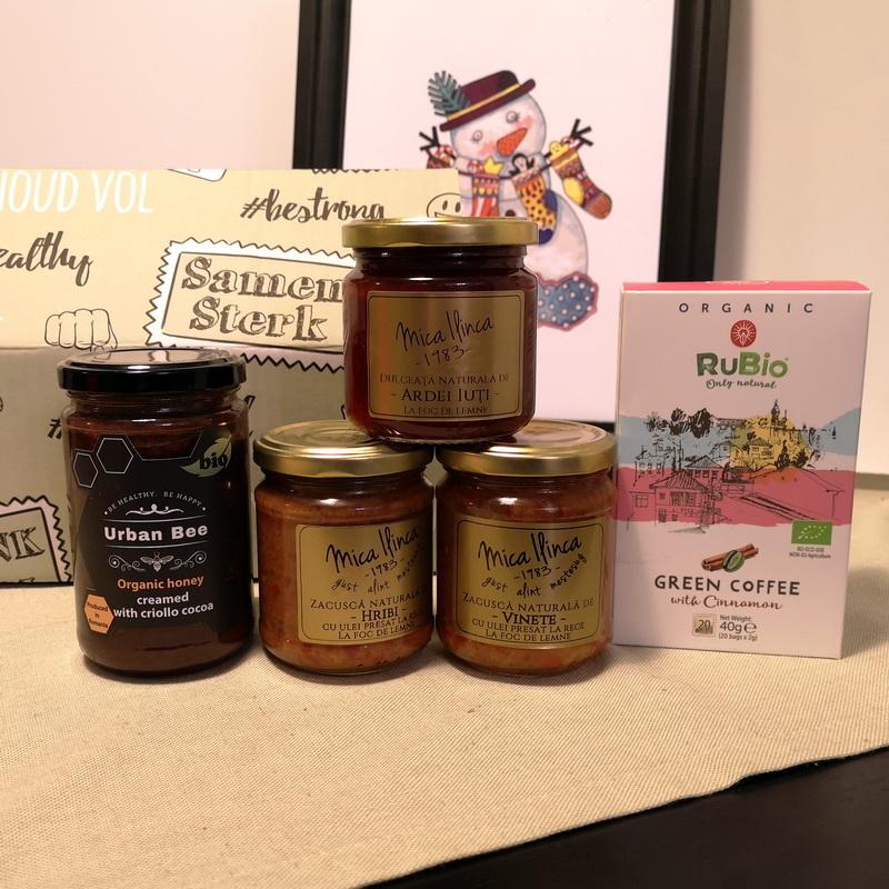 Exotic Delights Giftbox (cocoa)