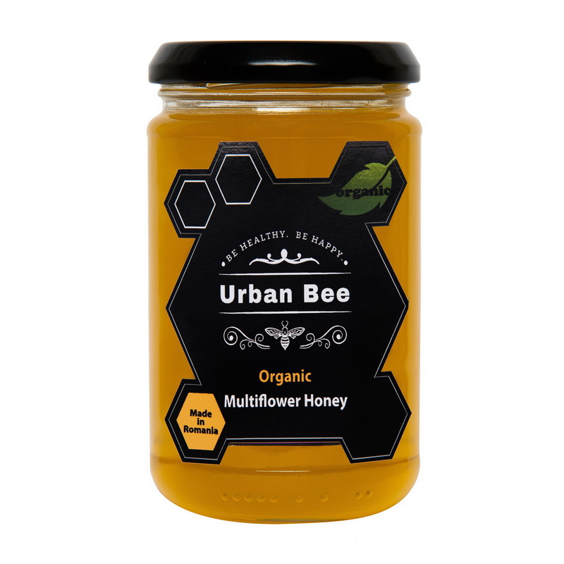 Multiflower Honey - BIO - Raw - 400g
