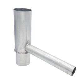 regenton vulautomaat - 80mm zink