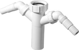 2 x vaatwasser - 6/4 x 40mm