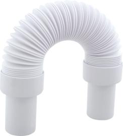Flexibel afvoer buis 2 x 40mm spie - 50cm