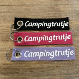 Vilten sleutelhanger enkel     Campingtrutje
