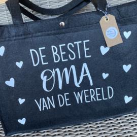 Vilten tas De beste OMA van de wereld