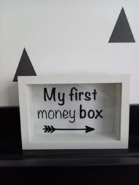 Spaarpot  |  My first money box -->