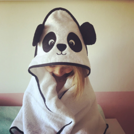 Panda badcape
