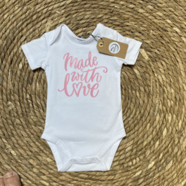 Romper  |  Made with love 50/56