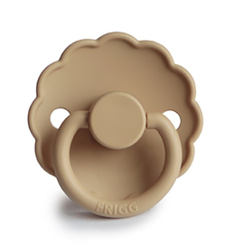 Frigg fopspeen silicone Daisy croissant