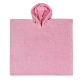Poncho Funnies roze