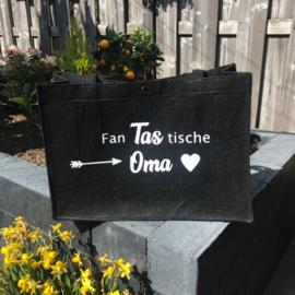 Vilten tas fan TAS tische oma