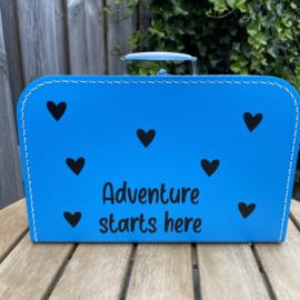 Koffertje  |  Adventure starts here