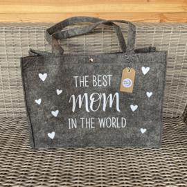 Vilten tas The best MOM in the world