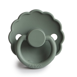 Frigg fopspeen silicone Daisy lily pad