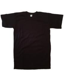 Shirtje zwart of wit  |  Naar wens