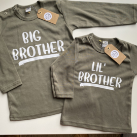 Shirtje  |  Big Brother of Lil' Brother