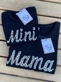 Shirtje     Mini panterprint
