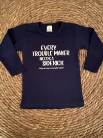 Shirtje  |  Every trouble maker needs a sidekick